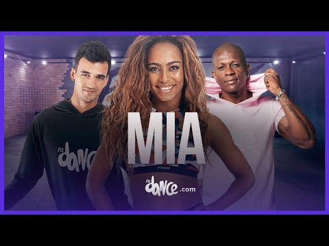 Mia - Bad Bunny feat. Drake | FitDance Life (Coreografía) Dance Video
