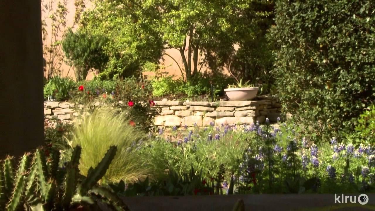 english garden design william c welch central texas