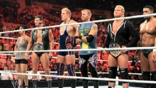 WWE The Conspiracy Union Theme-Five Against the World w/ download link