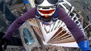видео прыжки с парашюта в москве