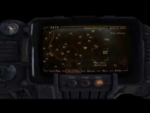 Fallout New Vegas MYTH:LAKE MEAD MONSTER
