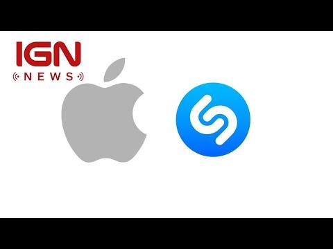 Apple Buys Shazam - IGN News