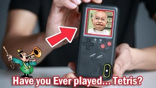 Play Real GameBoy On Your Phone- Bakeey Gameboy Case