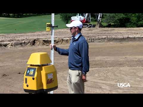 USGA Putting Green Construction Recommendations - Drainage