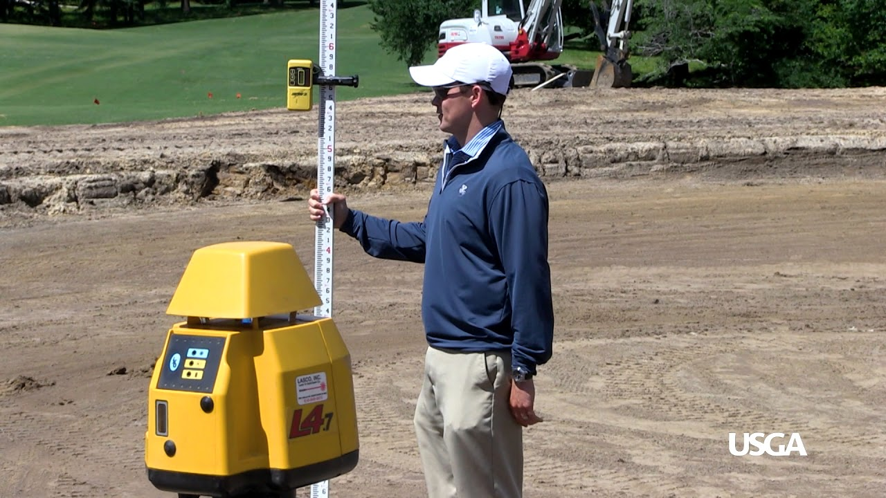 USGA Putting Green Construction Recommendations - Drainage