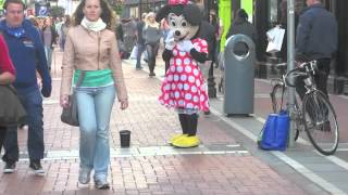 Ireland Vlog Day 9! MY BIRTHDAY! Minnie Mouse, and GIANT cheesecake!  - August 28, 2012 Thumbnail
