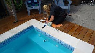 Nicole bouwt een zwembad – Laatste aflevering