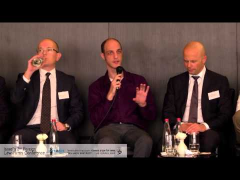High tech Panel- Start-Up Nation Vs. Exit Nation- Israel's 2nd foreign law firms conference