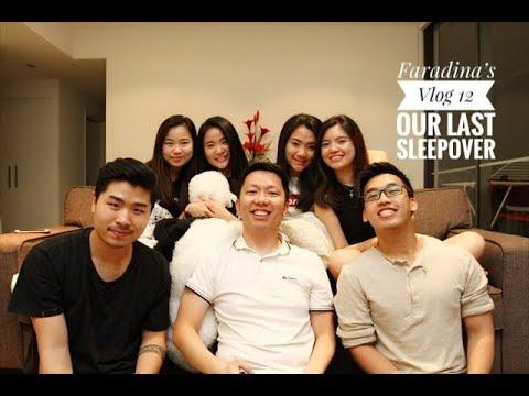 Faradina's Vlog #12 - Our Last Sleepover? (Bahasa Indonesia)