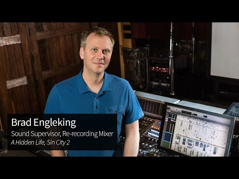 Advanced Mixing Automation in Pro Tools with Brad Engleking
