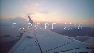 Backpacking Europe 2016 (GoPro Hero 4)