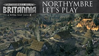 Total War Saga: Thrones of Britannia - Northymbre Let