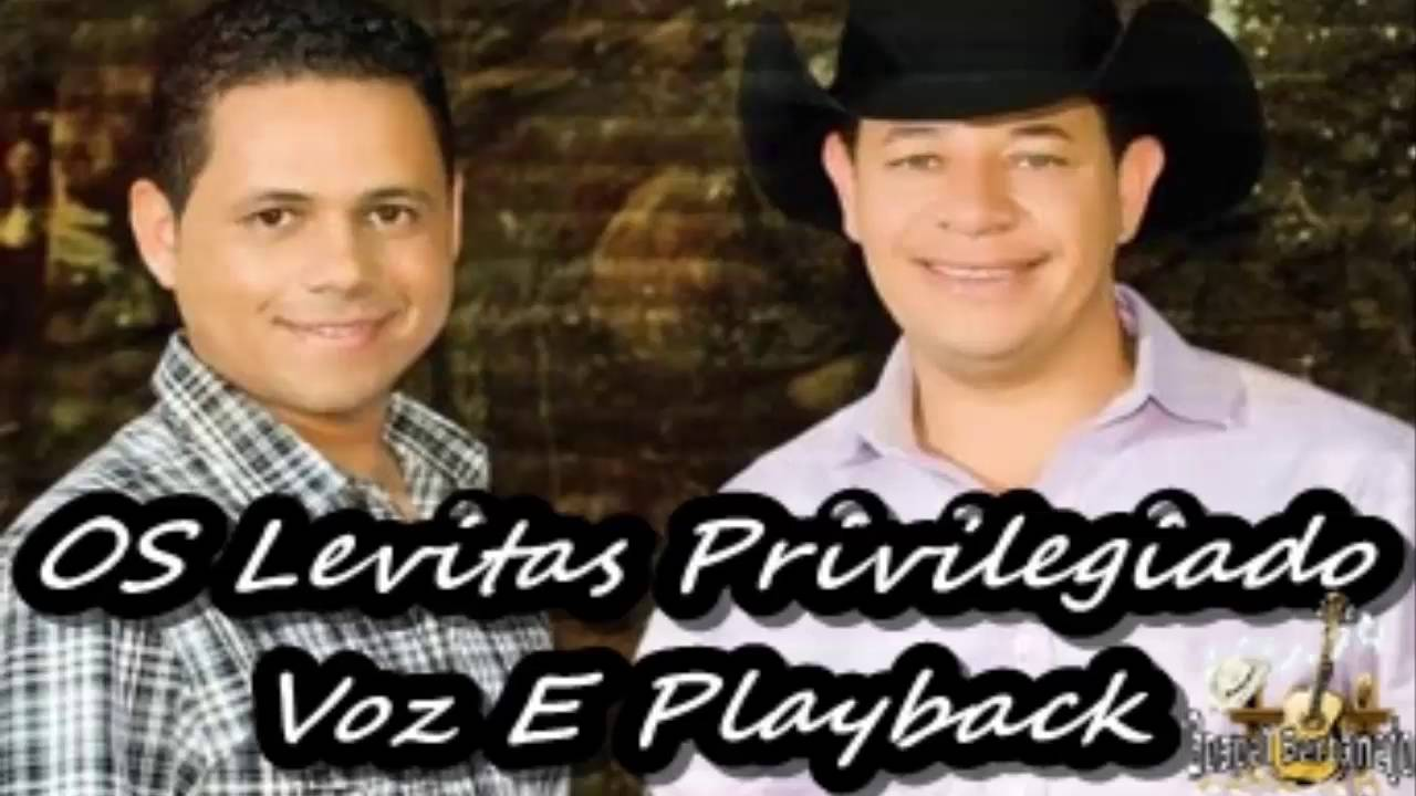 cd os levitas privilegiado playback