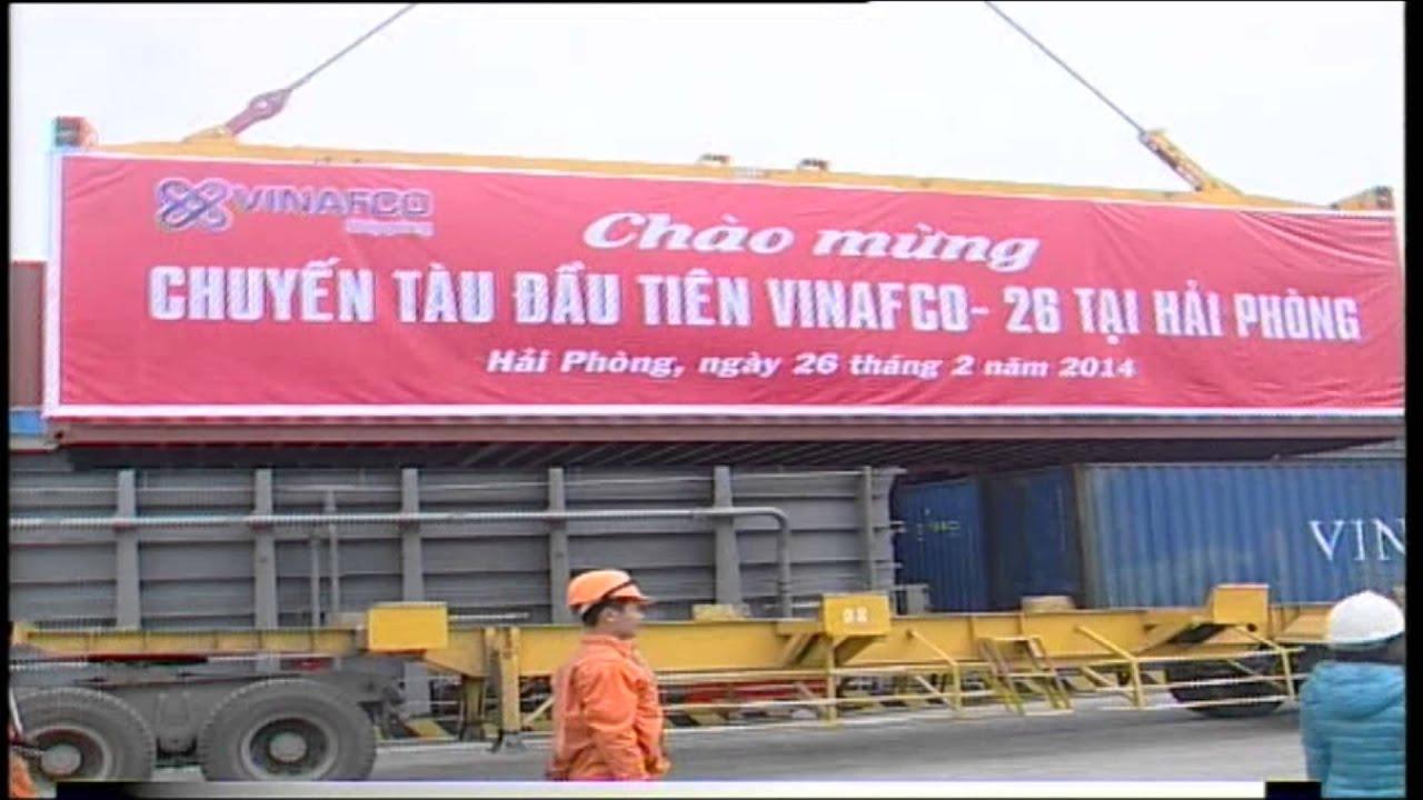 Vinafco Shipping – Công ty Vận tải đường biển container nội địa uy tín