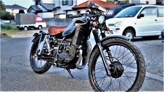 死んだバイクをスクラップでリユース (Reuse) する