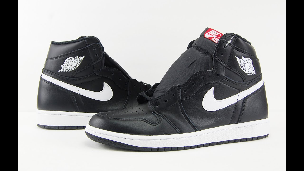 d79d4a3bf8a9 Air Jordan 1 High Retro OG Black White Yin Yang Premium Essentials Pack  Review + On Feet