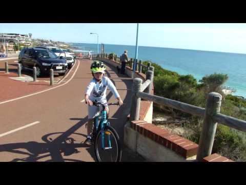West Coast Cycling the Sunset Coast