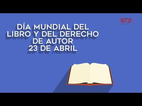 23 de abril, Día Mundial del Libro y del Derecho de Autor