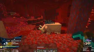 NEW NETHER UPDATE! | Minecraft 1.16 Snapshot! | Stream 1