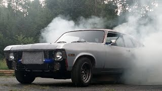 1974 Chevrolet Nova Turbo LSX Build Project
