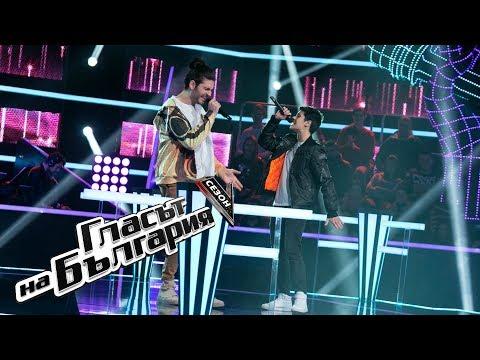 Александър vs Соня – Sorry – Гласът на България 5 – Вокални двубои (22.04.2018)