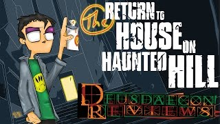Return To House On Haunted Hill: Deusdaecon Reviews