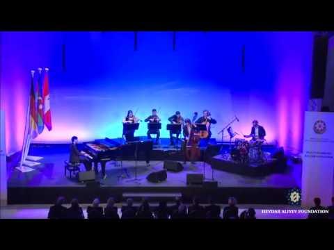 A jazz concert in Hamburg