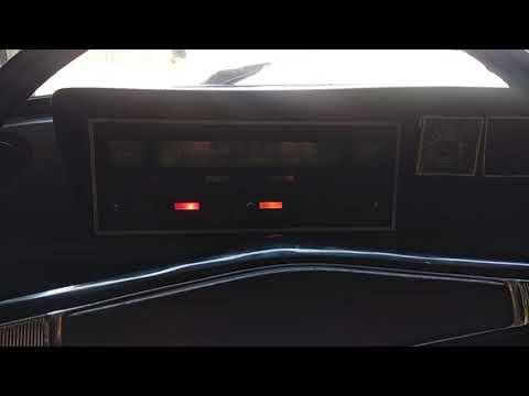 Fiat 125p MR75- Odpalanie Zimnego Silnika