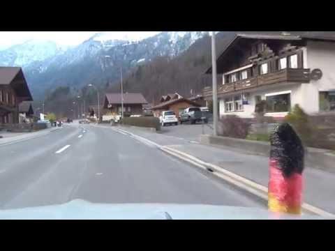 Brienz Brienzersee Ebligen Oderried Niederried Ringgenberg Goldswil Schweiz Switzerland 5.4.2015