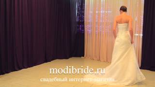видео Свадебное платье 1199 фото и цена