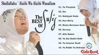 Album : the best of sulis cinta rasul vocal tahun 2009 music mp3 hd 01. ya thoybah 02. ibu 03. nabi yal huda 04. kun'maiy 05. rindu bertemu...