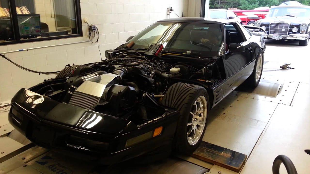Procharged 383 Corvette