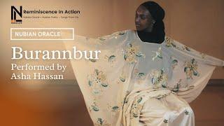 Burannbur by Amina Jama | Nubian Oracle