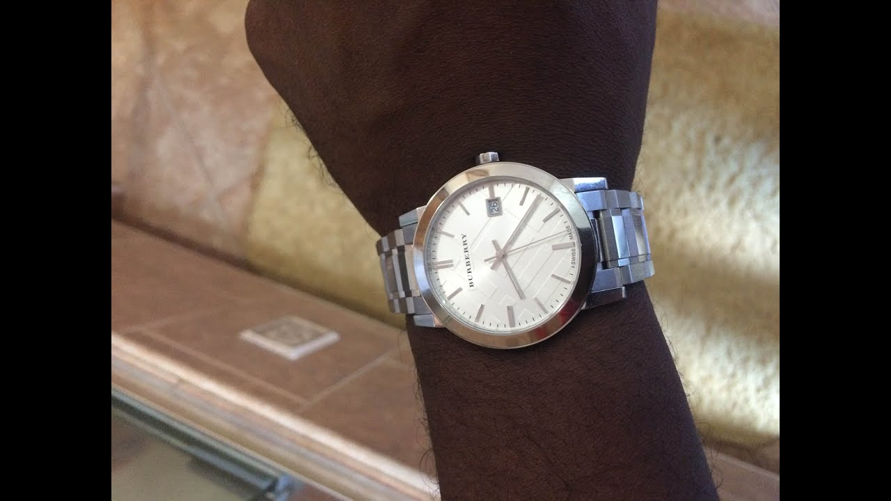 new weekly pick up 38mm burberry watch new weekly pick up 38mm burberry watch