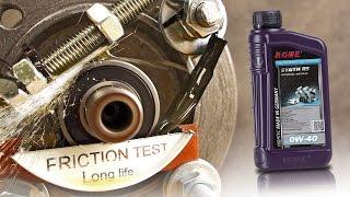 Rowe Hightec Synth RS 0W40 Jak skutecznie olej chroni silnik?