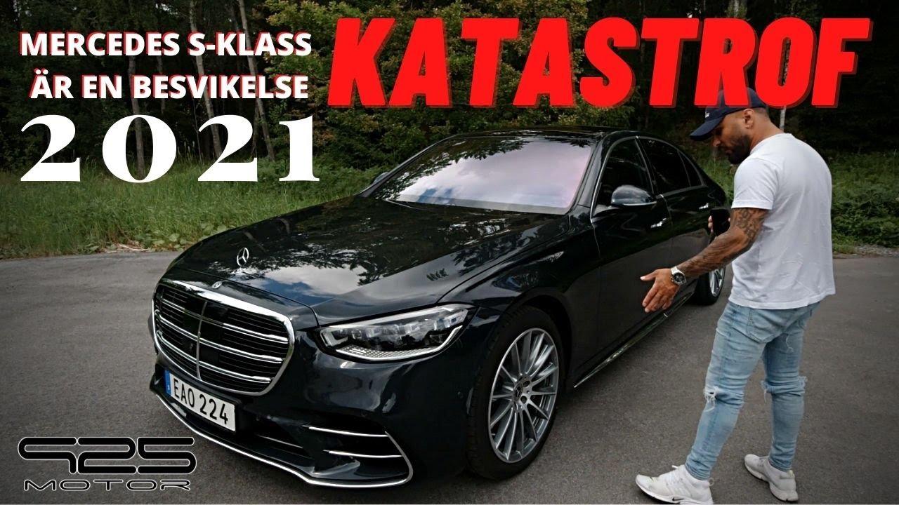 Mercedes S-Class 2021 Måste ses!! Besviken