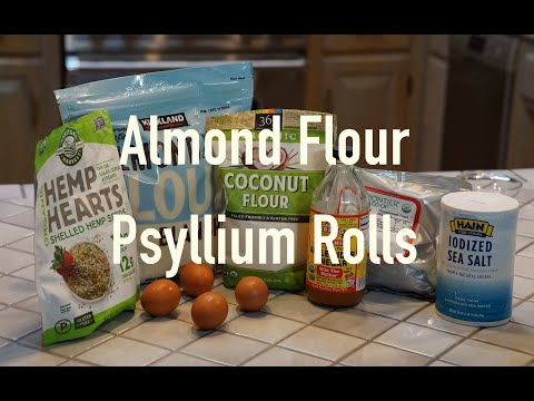 almond-flour-psyllium-rolls