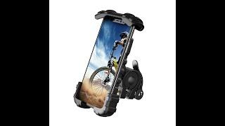 Lamicall 자전거 킥보드 스쿠터 핸들 휴대폰 거치…