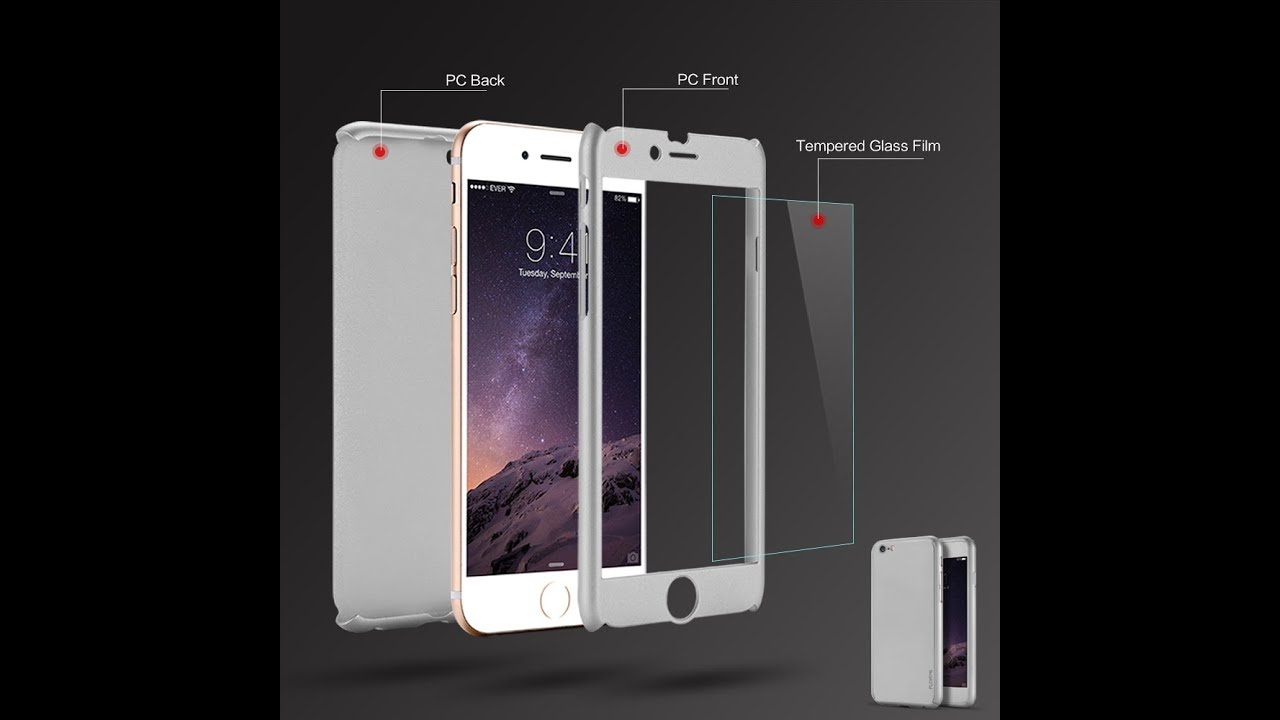 360 case iphone 7