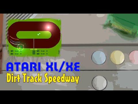 Atari XL/XE -=Dirt Track Speedway=-