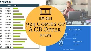 Clickbank Tutorial: How I Sold 924 Copies of a Clickbank Offer in 4 Days (Step by Step)