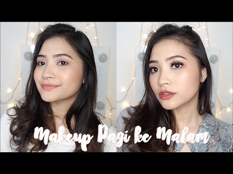 Day To Night Makeup and Hair Tutorial