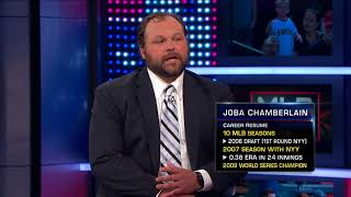 Joba Chamberlain on Josh Hader