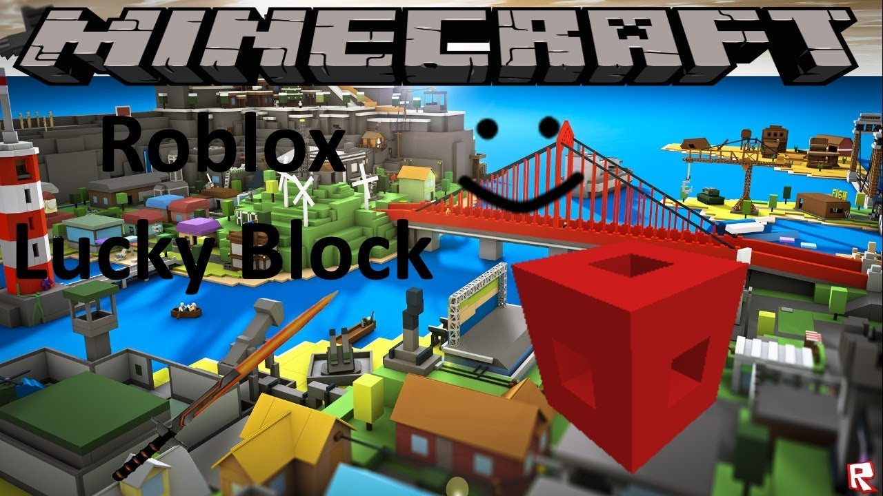 Roblox Lucky Block - Customization - Minecraft - CurseForge