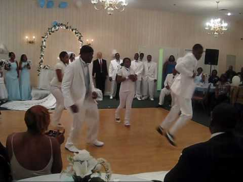 Chris brown Forever Wedding Porformance