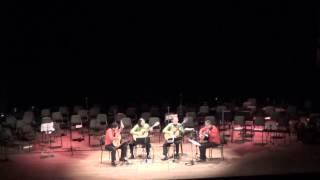 Bambuquisimo. Bambuco. Leon Cardona Garcia. Cuarteto de Guitarras de Bogota.