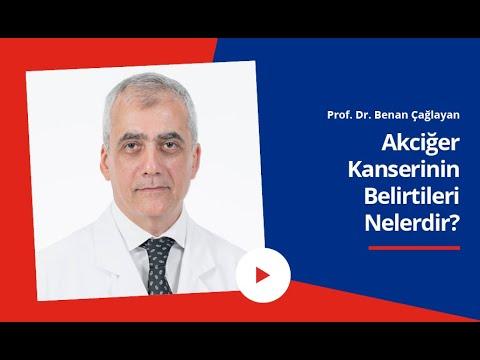 Akciğer kanserinin belirtileri nelerdir? Prof. Dr. Benan Çağlayan