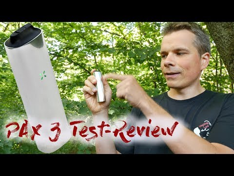 Pax 3 Test/Review deutsch