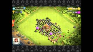 Clash of clans defense (butter~mafia)clan