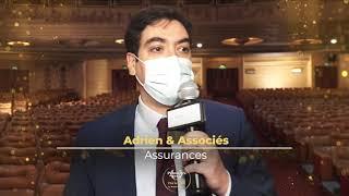 Palmarès du Droit 2021   Adrien et Associés   Assurances